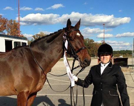 4th Level, 8th place, BLM Championships